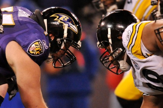 Ravens vs. Steelers 2010 Playoffs