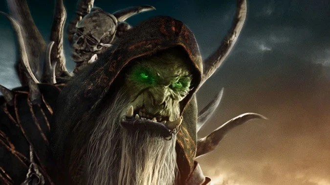 Warcraft the Movie copyright of Blizzard Entertainment