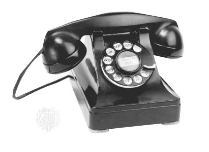 telephone   History  Definition    Uses   Britannica com AT amp T combined desk telephone