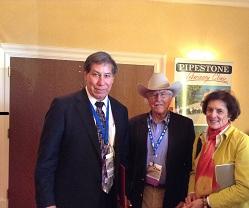 USDA Undersecretary Ed Avalos talking with sheep producers in Charleston, SC_web