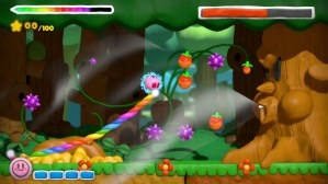 Kirby And the Rainbow Curse (Wii U) Review - 2015-02-25 14:48:15