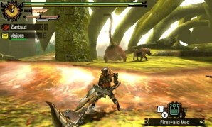 Monster Hunter 4 Ultimate (3Ds) Review - 2015-02-26 14:26:45