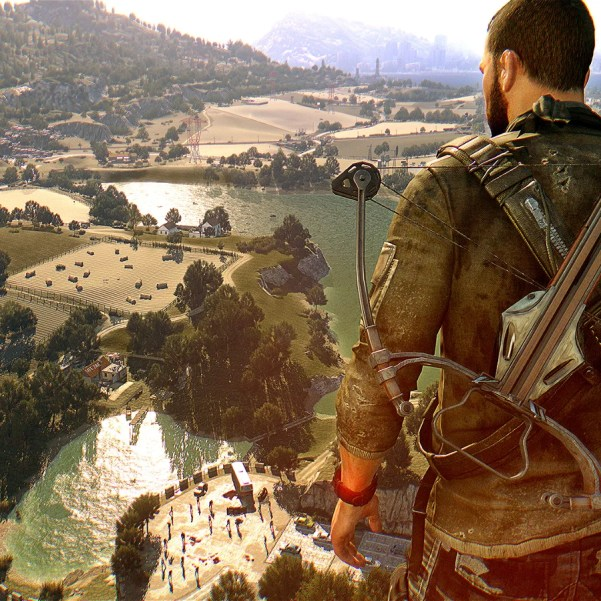 Dying Light: The Following Reveal Trailer - 2015-08-13 08:54:04