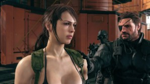 Keeping Quiet in Metal Gear Solid V: The Phantom Pain - 2015-09-18 09:16:06