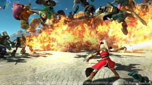 Dragon Quest Heroes (PS4) Review 1