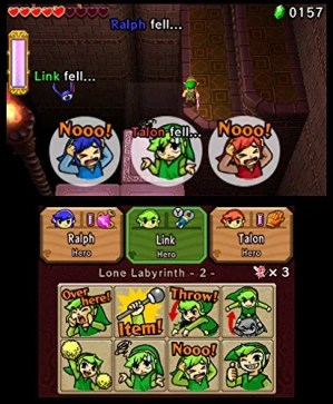 The Legend of Zelda: TriForce Heroes (3DS) Review - 2015-10-26 13:35:27