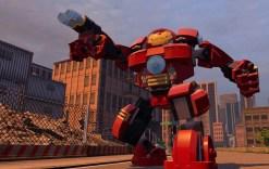 LEGO Marvel's Avengers insert 4