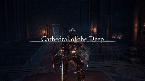 Medium Of Cathedral Of The Deep Levers