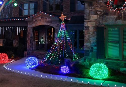 Medium Of Diy Outdoor Christmas Decorations