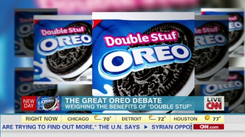 Medium Of Double Stuff Oreo