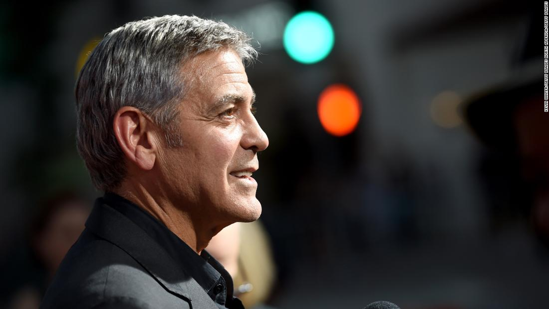 George Clooney is the highest paid actor   CNN Video