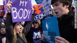 Estos estados están fortaleciendo las leyes de aborto incluso cuando otros las desmantelan.