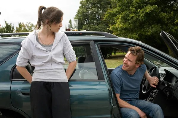 Fish Tank movie image Katie Jarvis and Michael Fassbender