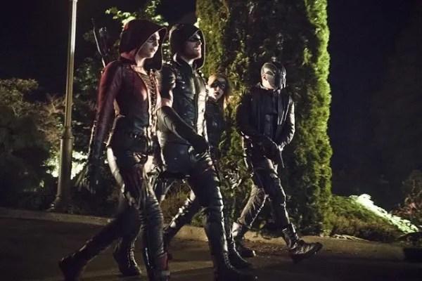Arrow - Blood Debts