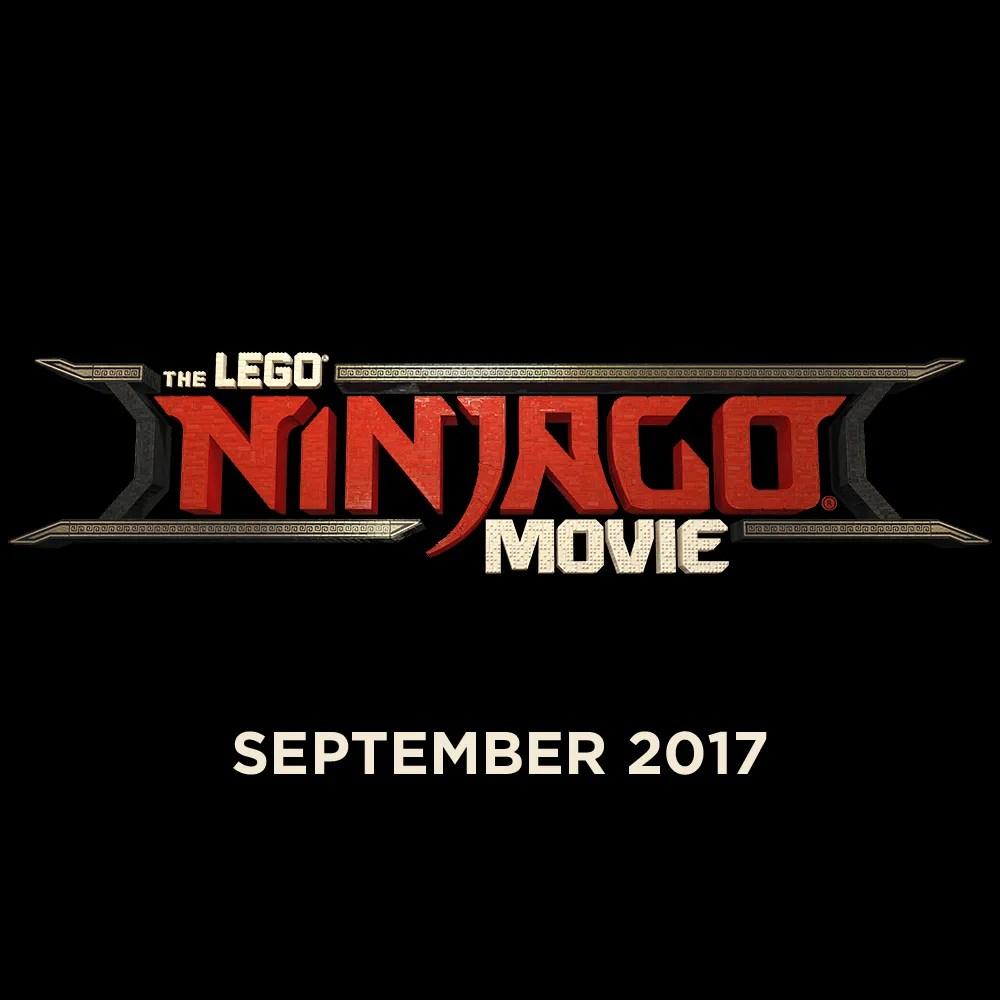Poster do filme The Lego Ninjago Movie