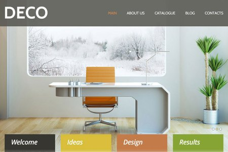 best interior design templates