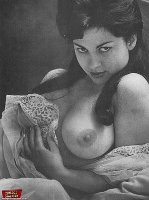 vintage hairy nudist girls