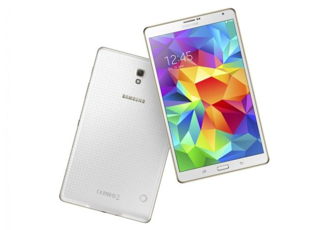 Samsung's existing Galaxy Tab S. Photo: Samsung