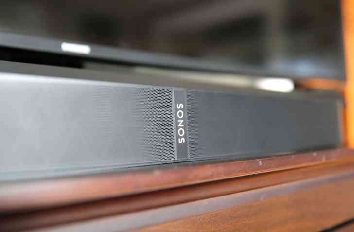 Sonos Playbase home theater streaming speaker