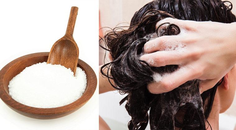 epsom salt hair FI