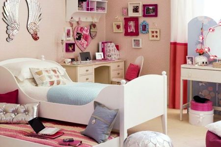 teenage girls bedroom decor