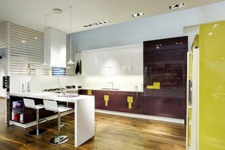 contemporary kitchen lighting ideas
