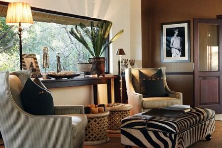 safari themed interiors living room