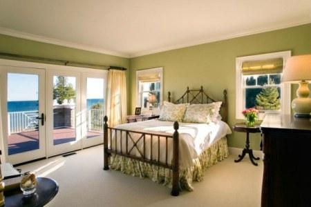 a welcoming guest bedroom