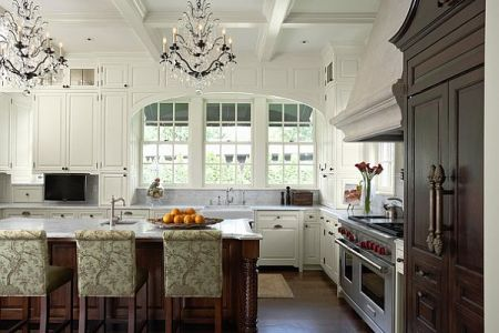 traditional kitchen renovation idea
