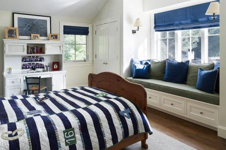 green blue and white boys bedroom a refreshing and rare combination