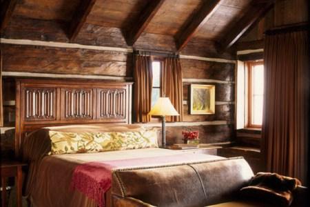 rustic bedrooms decoist 9