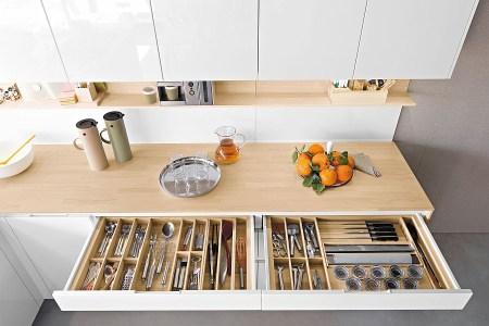 space saving kitchen storage ideas