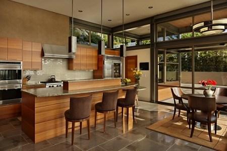 stylish kitchen dd in wood