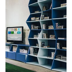 Small Crop Of Modern Contemporary Bookshelves