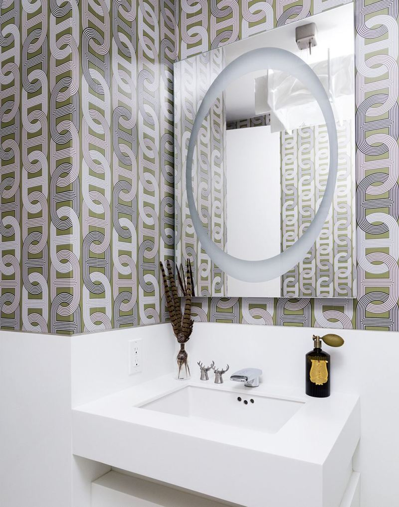Large Of Wallpaper For Bathrooms
