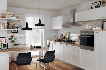 smart kitchen is perfect for the busy urban life