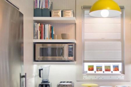 15 unique kitchen ideas for storing cookbooks