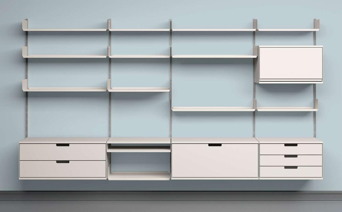Fullsize Of Modular Wall Shelves
