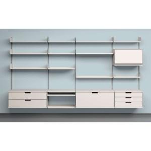 Amusing Gallery Universal Shelving Unit By Dieter Rams Modular Shelving Systems Modular Wall Shelves Modular Wall Shelves View