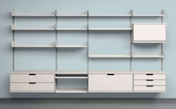 Amusing Gallery Universal Shelving Unit By Dieter Rams Modular Shelving Systems Modular Wall Shelves Modular Wall Shelves View