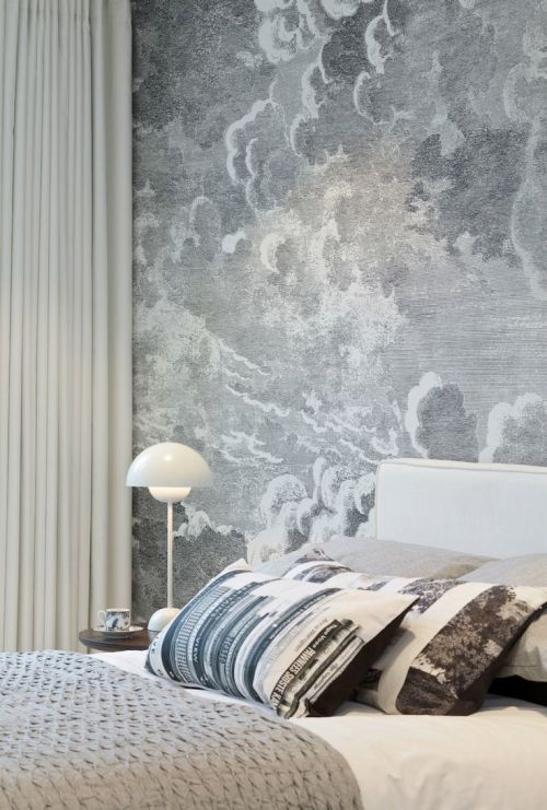 Medium Of Wallpapering Ideas For Bedrooms