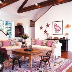 Plush Small Living Rooms Pink Living Rooms Interior Design Colorful Living Rooms Interior Decor Pink Farmhouse Style Living Room A Breezy Vibe Young