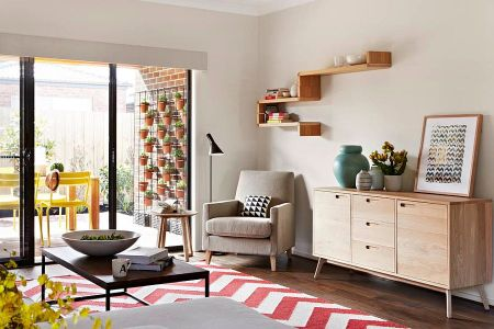 find smart new ways to connect the outdoors with the living room