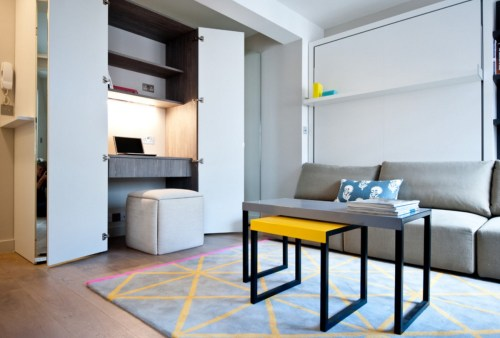 Medium Of Design Studio Apartment