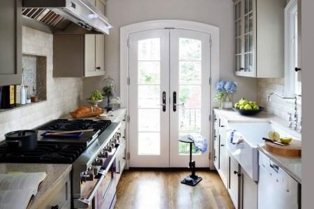 galley kitchen ideas transitional kitchen wentworth