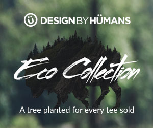 For the month of April DBH will plant a tree for every tee sold from the Eco Collection