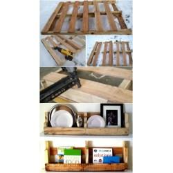 Small Crop Of Wall Wood Shelf