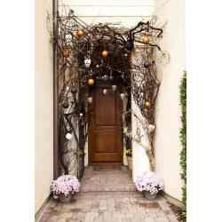 Small Crop Of Halloween Door Decorations
