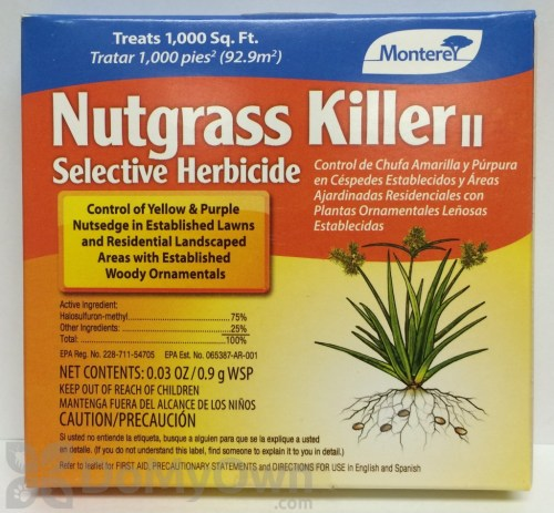 Medium Of Ortho Nutsedge Killer