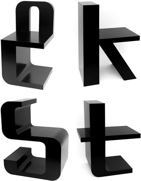 Alphabet Seats 2